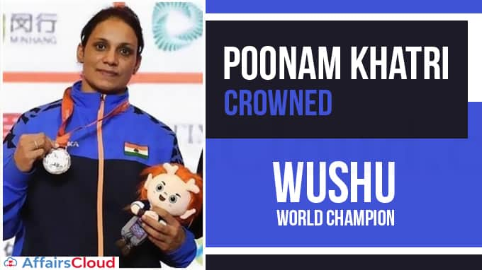 Wushu-stalwart-Poonam-Khatri-has-upgraded-to-Gold-medal-in-World-Championship