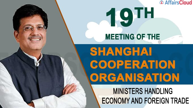19th Meeting of the Shanghai Cooperation Organisation