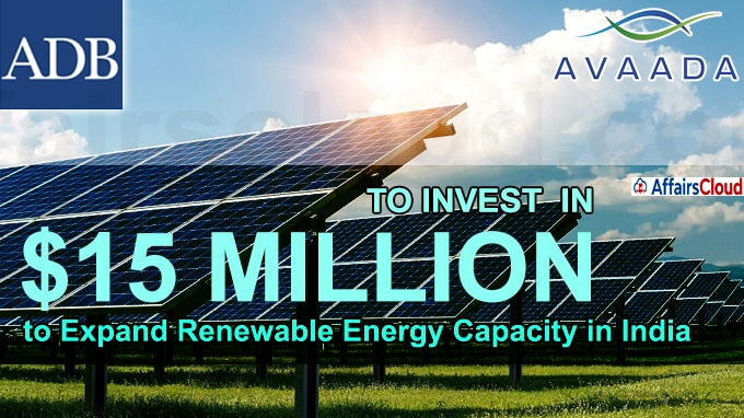 ADB-to-Invest-$15-Million-in-Avaada-Energy-to-Expand-Renewable-Energy-Capacity-in-India