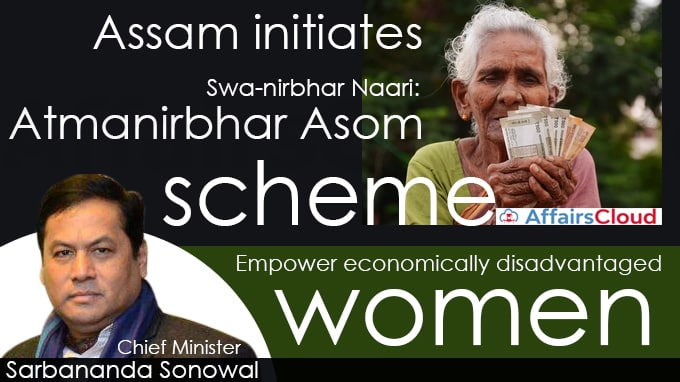 Assam-initiates-Atmanirbhar-Asom-scheme-aiming-to-empower-economically-disadvantaged-women