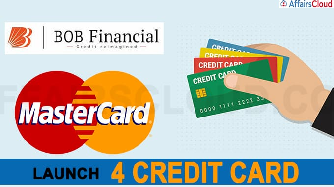 BOB Financial Solutions launch 4 credit card