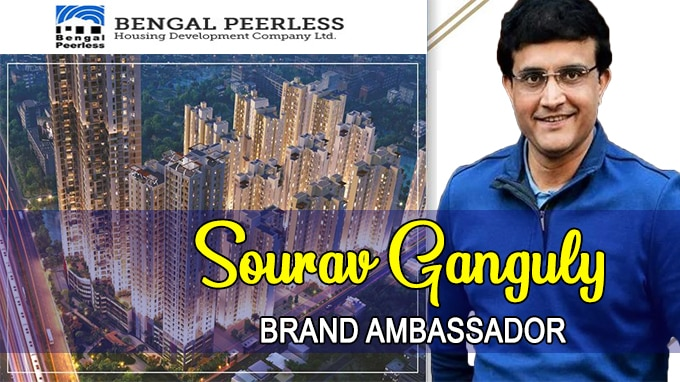 Bengal Peerless ropes in former cricket captain Sourav Ganguly as brand ambassador