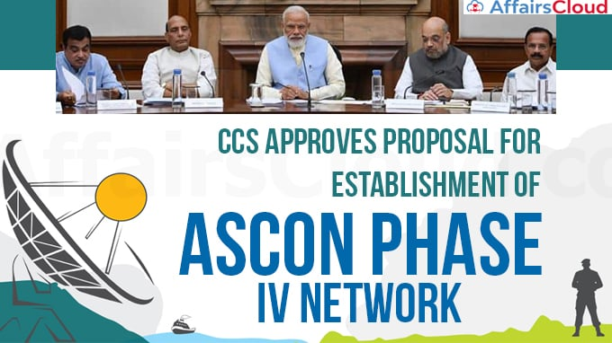 CCS-approves-proposal-for-establishment-of-ASCON-Phase-IV-Network