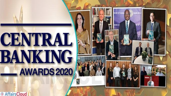 Central Banking Awards 2020
