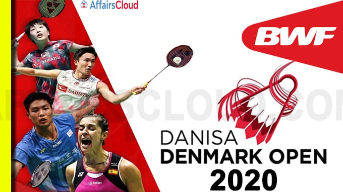 DANISA Denmark Open 2020 new