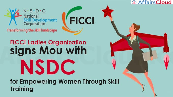 FLO-signs-Mou-with-NSDC-for-empowering-women-through-Skill-training