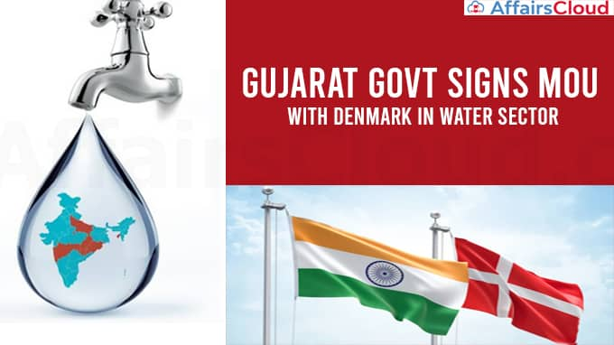 Gujarat-govt-signs-MoU-with-Denmark-in-water-sector