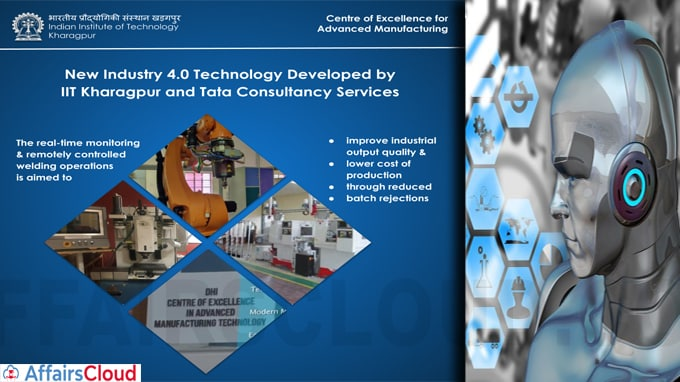 IIT Kharagpur & TCS Develop Novel Industry 4
