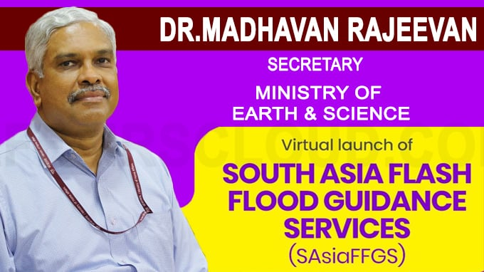 India Meteorological Department Commissions Flash Flood Guidance Services for South Asia