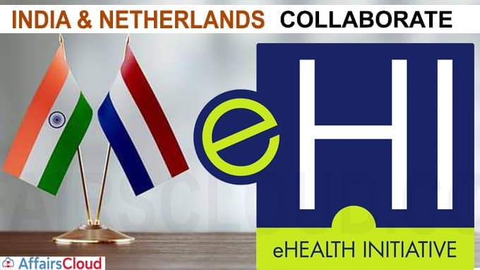 India, Netherlands collaborate in e-health initiative