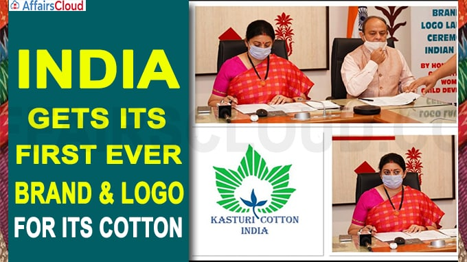 India gets its first ever Brand & Logo new