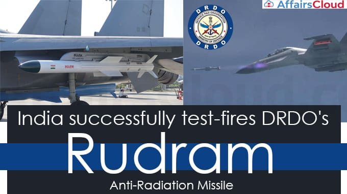 India-successfully-test-fired-the-'Rudram'-Anti-Radiation-Missile