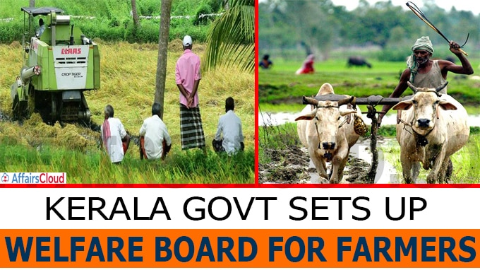 Kerala Govt Sets Up Welfare Board For Farmers