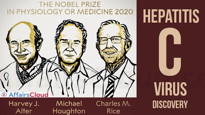Nobel-Prize-2020-for-medicine-awarded-to-3-scientists-for-Hepatitis-C-virus-discovery