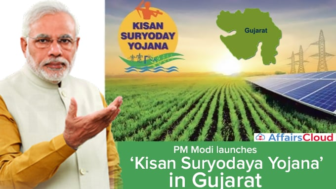 PM-Modi-launches-'Kisan-Suryodaya-Yojana'-in-Gujarat-for-day-time-power-supply-for-irrigation