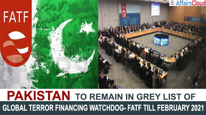 Pakistan to remain in grey list