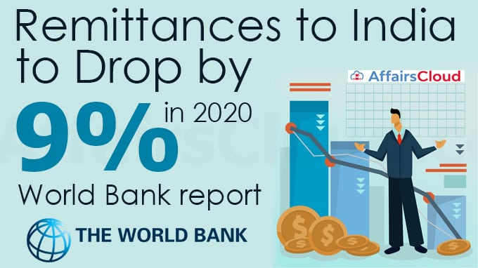 Remittances-to-India-to-drop-by-9%-in-2020-World-Bank-report