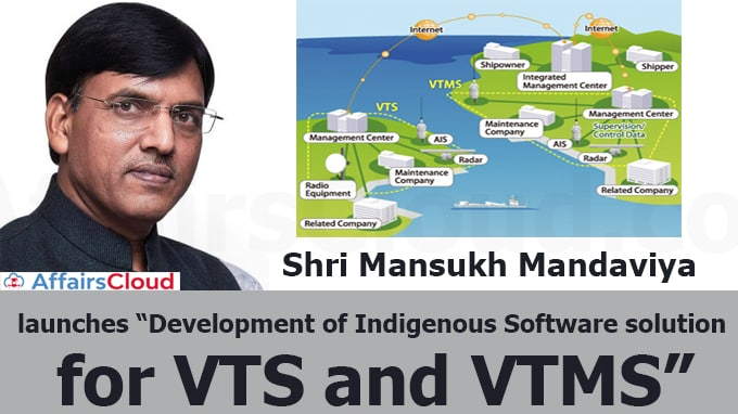 "Shri-Mansukh-Mandaviya-launches-""Development-of-Indigenous-Software-solution-for-VTS-and-VTMS"""