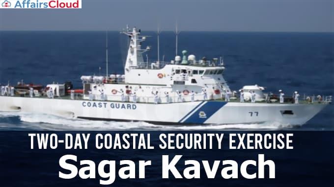 Two-day-coastal-security-exercise-Sagar-Kavach-concludes