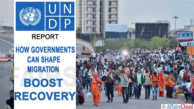 UNDP report describes how governments can shape migration