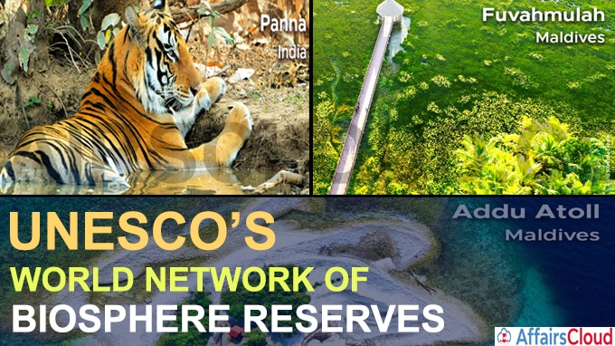 UNESCO's World Network of Biosphere Reserves