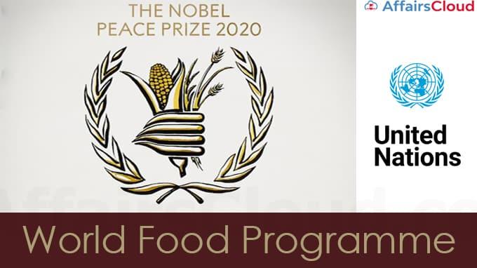 World-Food-Programme-wins-2020-Nobel-Peace-Prize