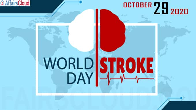World Stroke Day - October 29 2020