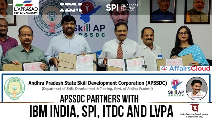 APSSDC-partners-with-IBM-India,-SPI,-ITDC-and-LVPA