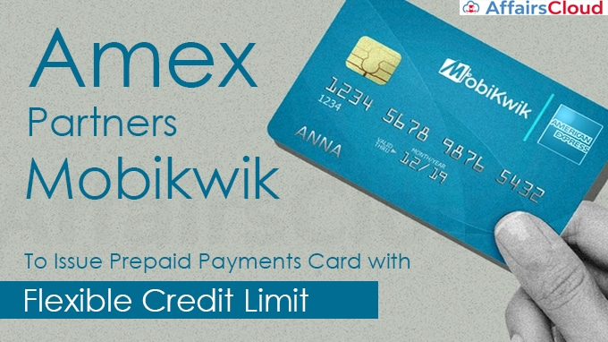 Amex-partners-Mobikwik-to-issue-prepaid-payments-card-with-flexible-credit-limit
