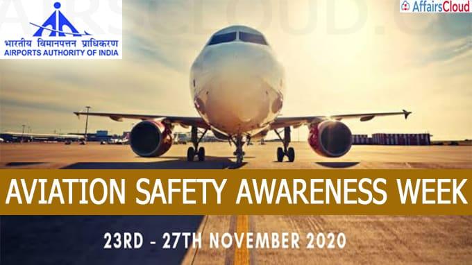 Aviation Safety Awareness Week