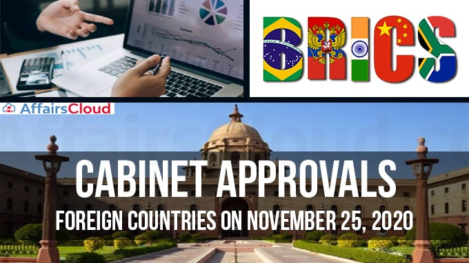 Cabinet-Approvals-with-Foreign-Countries-on-November-25,-2020
