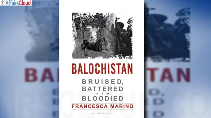 Current insurrection in Balochistan