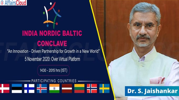 External Affairs Minister S Jaishankar attended India