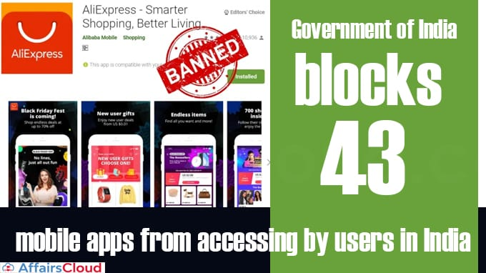 Government-of-India-blocks-43-mobile-apps-from-accessing-by-users-in-India