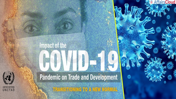 Impact of the COVID-19 pandemic on trade and development transitioning to a new normal