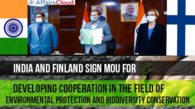India-and-Finland-sign-MOU-for-developing-cooperation