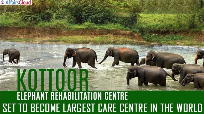 Kottoor elephant rehabilitation centre