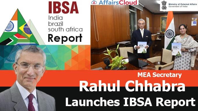 MEA-Secretary-Rahul-Chhabra-launches-IBSA-report
