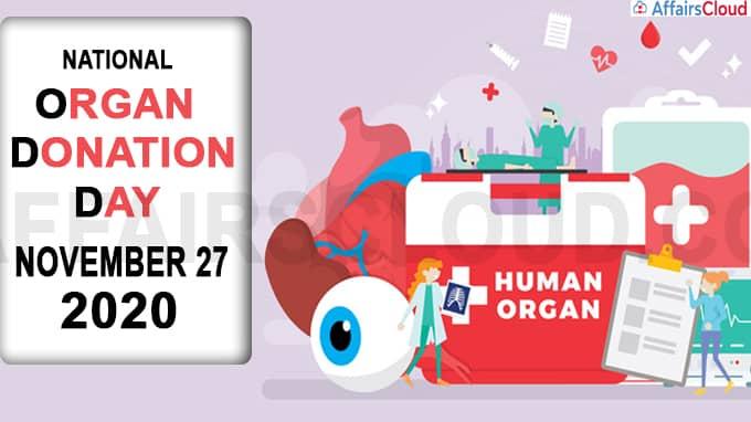 National Organ Donation Day 2020