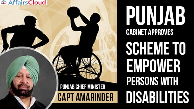 Punjab-Cabinet-approves-scheme-to-empower-persons