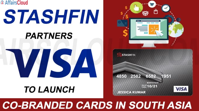 Stashfin partners Visa to launch co-branded cards with credit lines