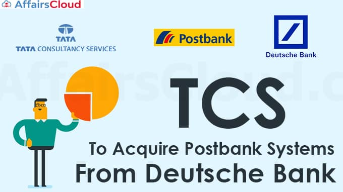 TCS-to-acquire-Postbank-Systems-from-Deutsche-Ban