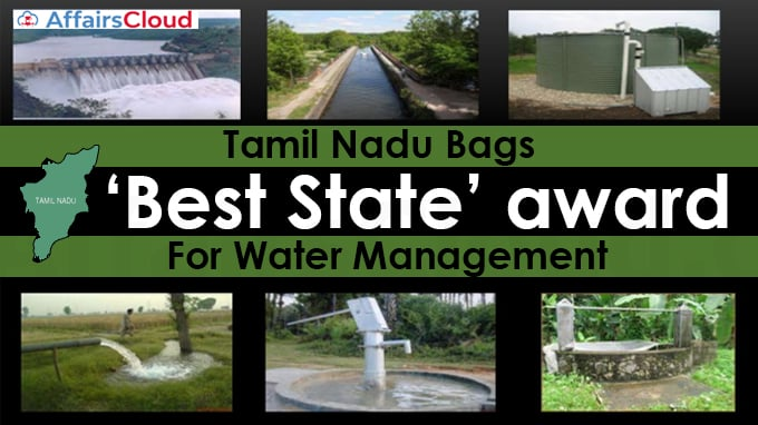 Tamil-Nadu-bags-'Best-State'-award-for-water-management