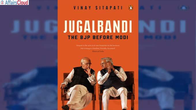 The book Jugalbandi