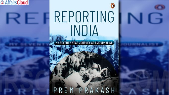 The book Reporting India