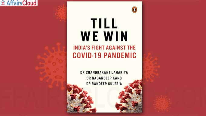 Till We Win' Book on COVID-19 by AIIMS Director to hit stands this month