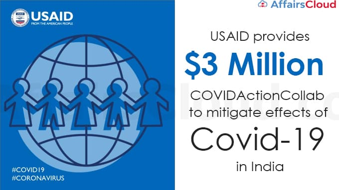 USAID-provides-$3-m-to-COVIDActionCollab-to-mitigate-effects-of-Covid-19-in-India