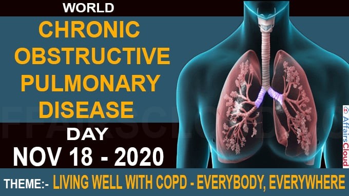 World Chronic Obstructive Pulmonary Disease Day