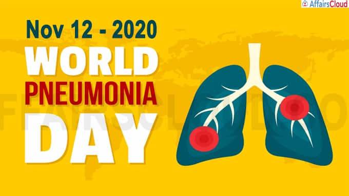 World Pneumonia Day 2020 new