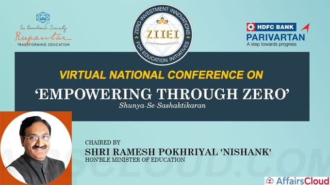 virtual National Conference on Empowering through Zero